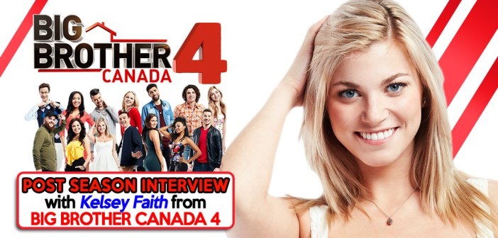 #BBCAN4 Post Season Interview: Kelsey Faith