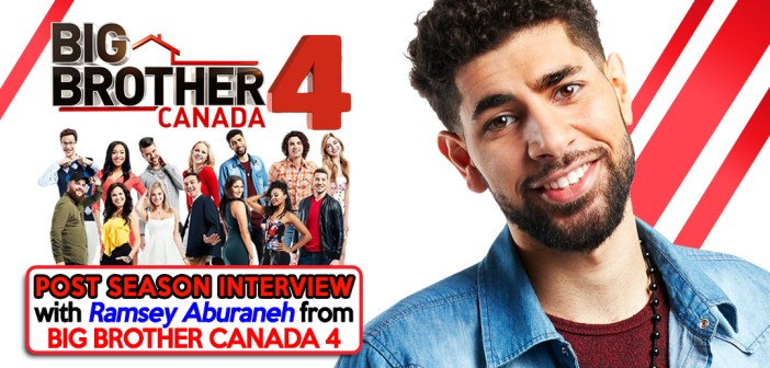 #BBCAN4 Post Season Interview: Ramsey Aburaneh