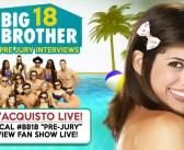 #BB18 Post Season Interview: Bronte D'Acquisto