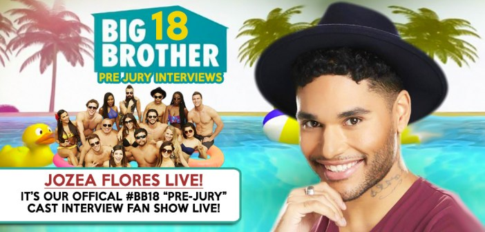 #BB18 Post Season Interview: Jozea Flores