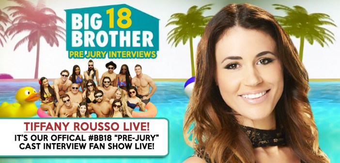 #BB18 Post Season Interview: Tiffany Rousso
