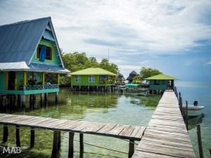 Cayo Coral Bocas