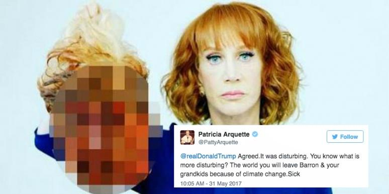 10 Of The Best Tweets   Memes About Kathy Griffin Photo With Bloody     10 Of The Best Tweets   Memes About Kathy Griffin s Anti Trump Photoshoot