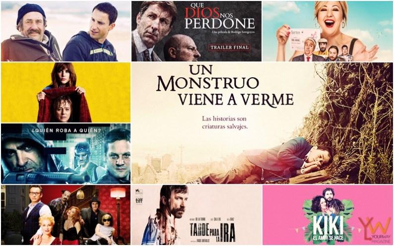 mejores películas españolas del 2016