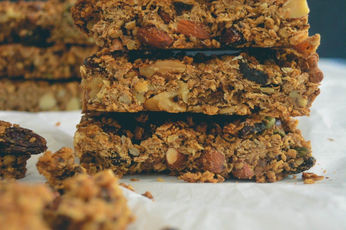 Almond-butter-maple-granola-bars-faith-miracles