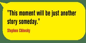StorySomeday-Stephen Chbosky