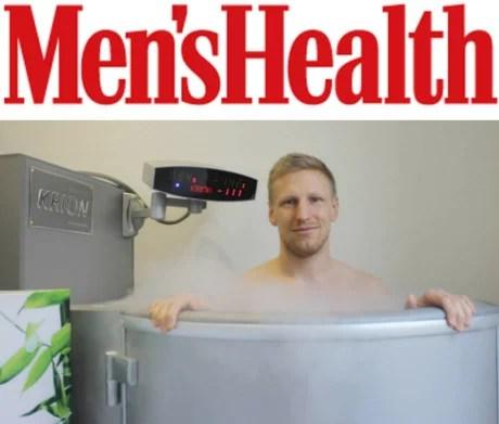 Men's Health Eissauna