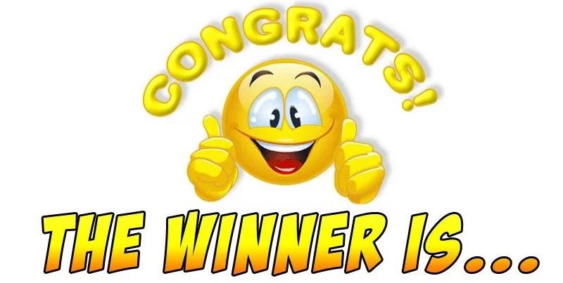 Winner of Love Letter Writing Contest
