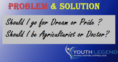 Doctor or Agriculturist ? Should i go for Pride or Dream ?