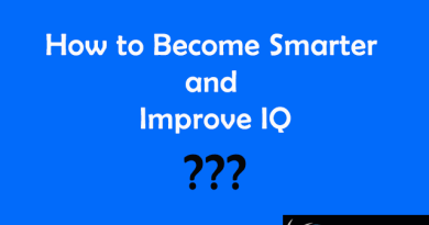 5 Habits To Become Smarter and Improve IQ