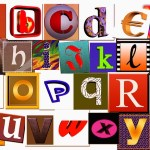 Letters, A, Abc