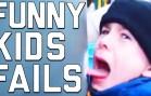 Hilarious kids fails of January 2016