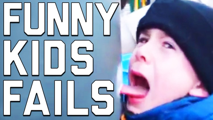 Hilarious kids fails of January 2016