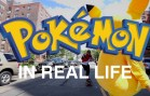 Playing Pokemon Go in real life