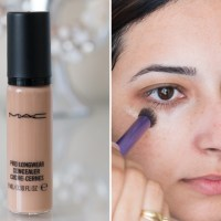 MAC Pro Longwear Concealer Review (Before & After)