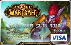 WOW Visa Card