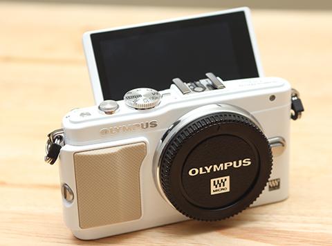 Olympus PEN Lite E-PL5