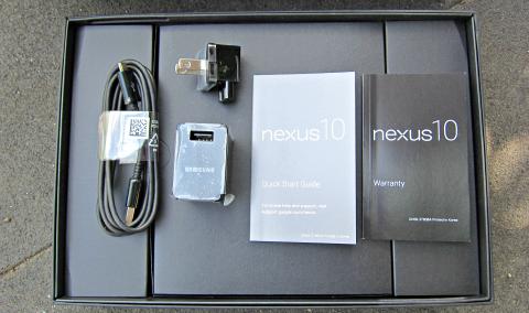 Nexus 10_box