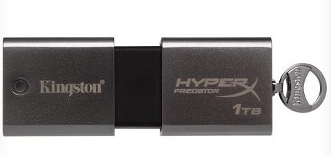 DataTraveller HyperX Predator