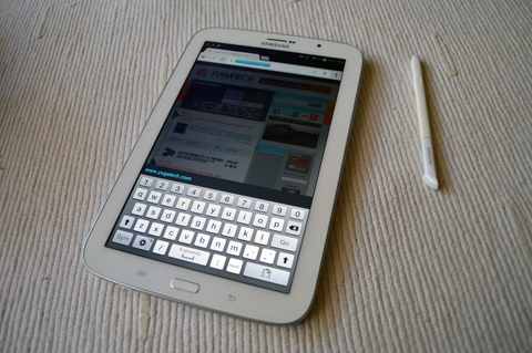 keyboard sgnote 8