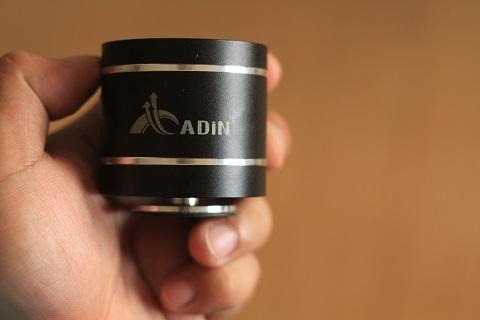 adin d2 vibrating speaker