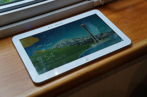 personal computing samsung ativ tab  is a inch windows tablet
