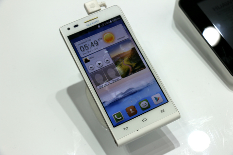 Huawei Ascend G6 4G_mwc2014