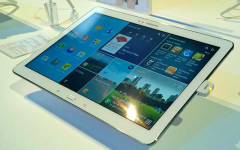 Galaxy Note PRO 12.2 philippines