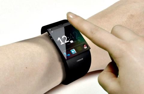 nexus smartwatch concept