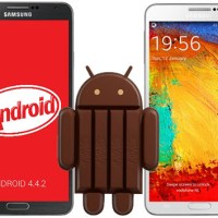 Android 4.4 update for Galaxy S3 and Note 2 arrives May