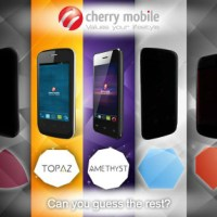 Cherry Mobile Topaz, dual-core HSPA+ for Php2,299