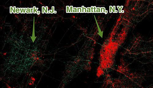 comparison NJ NY