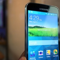 Samsung Galaxy S5 hands-on, first impressions