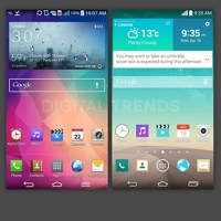LG G3 new UI and 'Concierge' function leaks