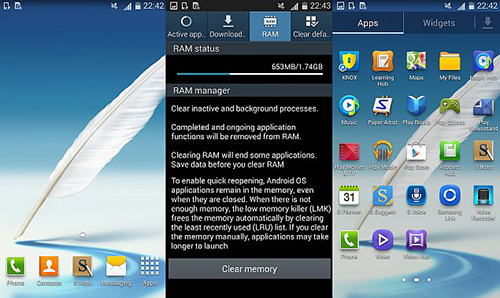 note 2 kitkat update