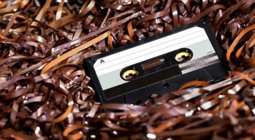 sony casette tape