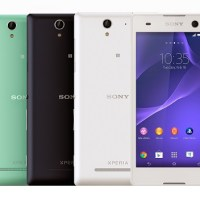 Sony Xperia C3, 5 megapixel front camera with LED flash