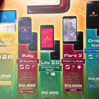 Cherry Mobile Omega Icon and Ruby get new affordable prices