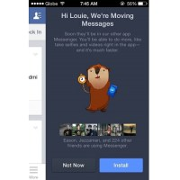 Facebook shuts down built-in mobile chat service, moves to Messenger app