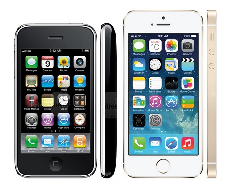 iphone 3gs_5s