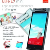 Gionee Elife E7 Mini lands locally, rotating camera in tow