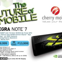 Cherry Mobile Tegra Note 7 gets an LTE variant, costs P13,999