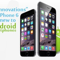 "5 ""innovations"" for iPhone 6 not new to Android phones"