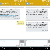 Globe, Smart changes load sharing to combat text scams