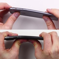 iPhone 6 Plus bends in your pocket, Note 3 doesn't
