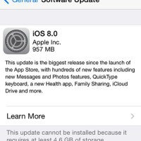 How to get the 5.7GB iOS 8 without erasing anything