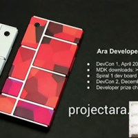 First working Project Ara coming this December, runs modified Android L