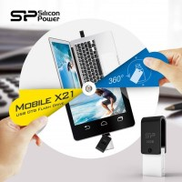 SP Mobile X21 USB OTG arrives, starts at Php269