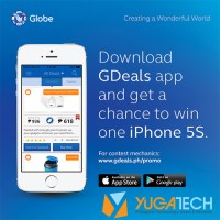 Giveaway: Download GDeals App, win an iPhone 5S