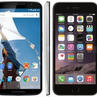 Battle of the 6th gens – Nexus 6 vs iPhone 6 Plus